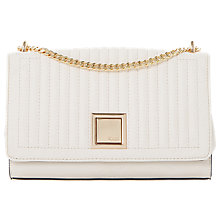 Buy Dune Edwyn Quilted Clutch Bag Online at johnlewis.com