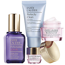 Buy Estée Lauder Perfectionist [CP+R] Wrinkle/Lifting Serum Skincare Gift Set Online at johnlewis.com