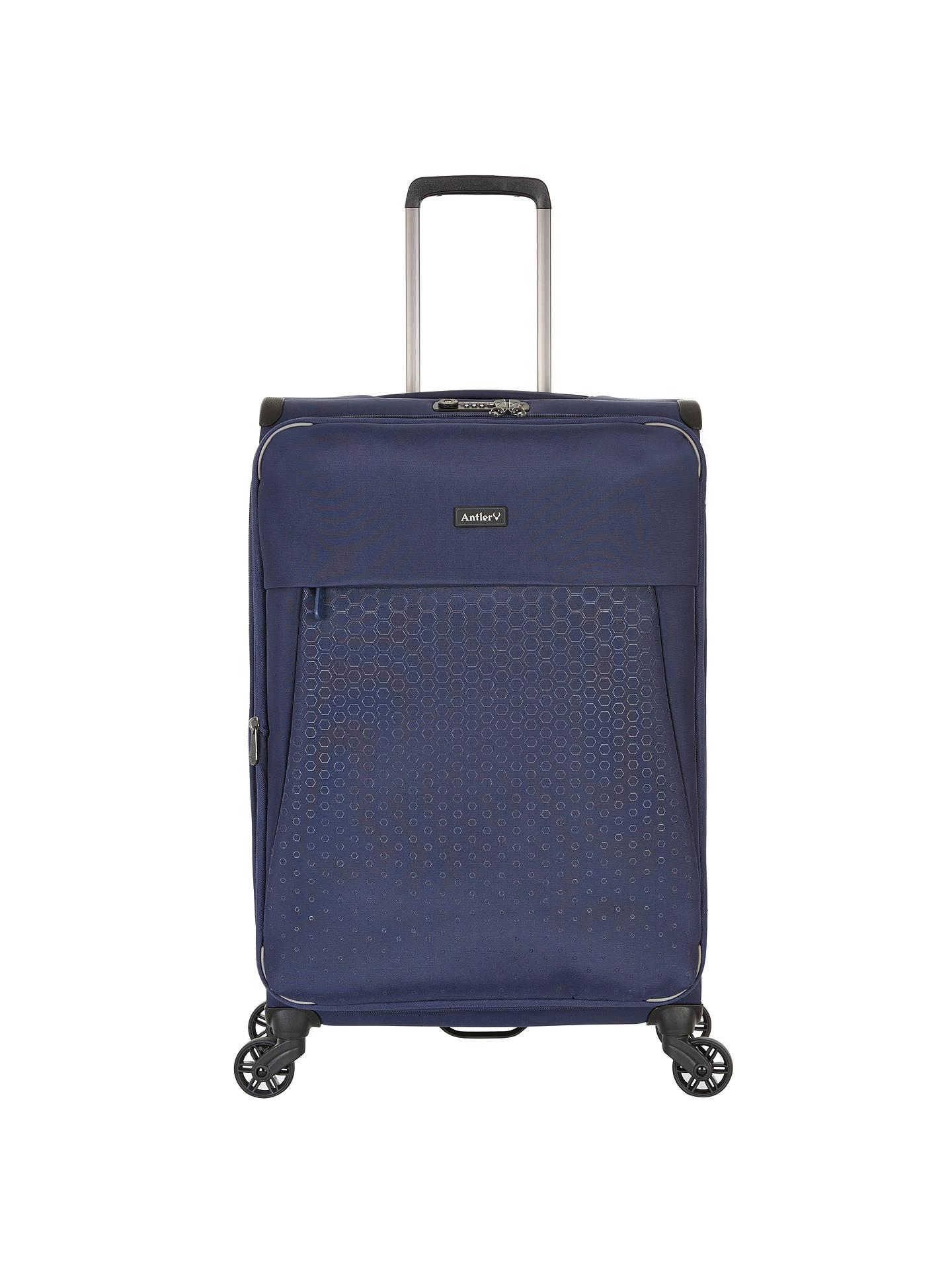 cd88d67899 Antler Oxygen 68cm 4-Wheel Suitcase at John Lewis   Partners