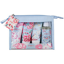 Buy Cath Kidston Blossom Bird Weekend Away Set Online at johnlewis.com