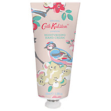 Buy Cath Kidston Bird White Clover & Matcha Tea Moisturising Hand Cream, 100ml Online at johnlewis.com