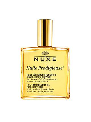 NUXE Dry Oil Huile Prodigieuse® Splash Bottle, 100ml