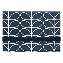 Buy Orla Kiely A4 Document Holder, Navy Online at johnlewis.com