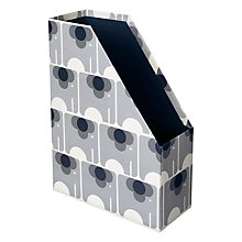 Buy Orla Kiely Elephant Magazine File Online at johnlewis.com