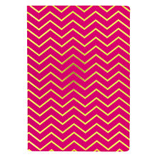 Buy Go Stationery A5 Chevron Notepad Online at johnlewis.com