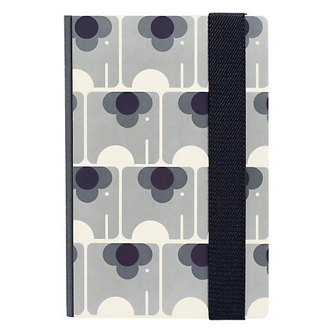 Buy Orla Kiely A5 Hardback Elephant Notebook Online at johnlewis.com