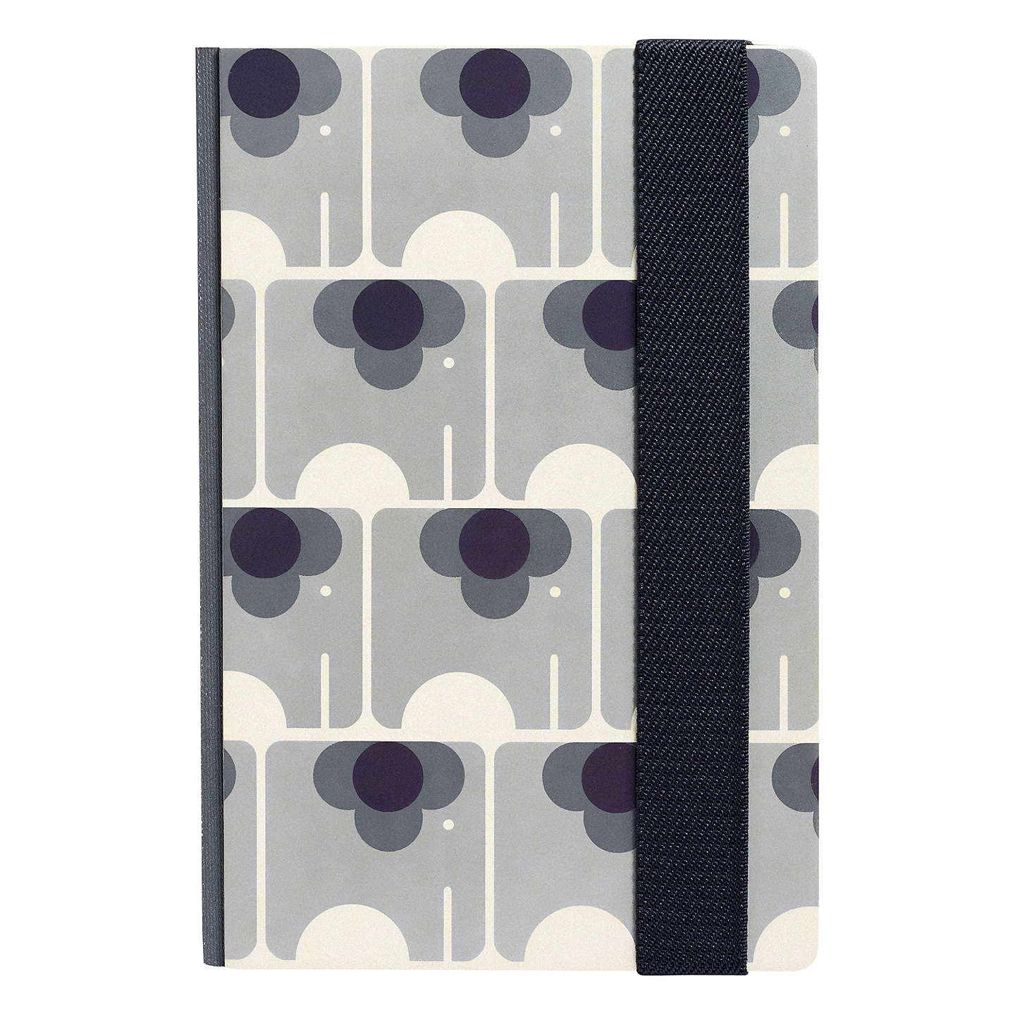 BuyOrla Kiely A5 Hardback Elephant Notebook Online at johnlewis.com