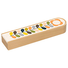 Buy Orla Kiely Wooden Pencil Box Online at johnlewis.com