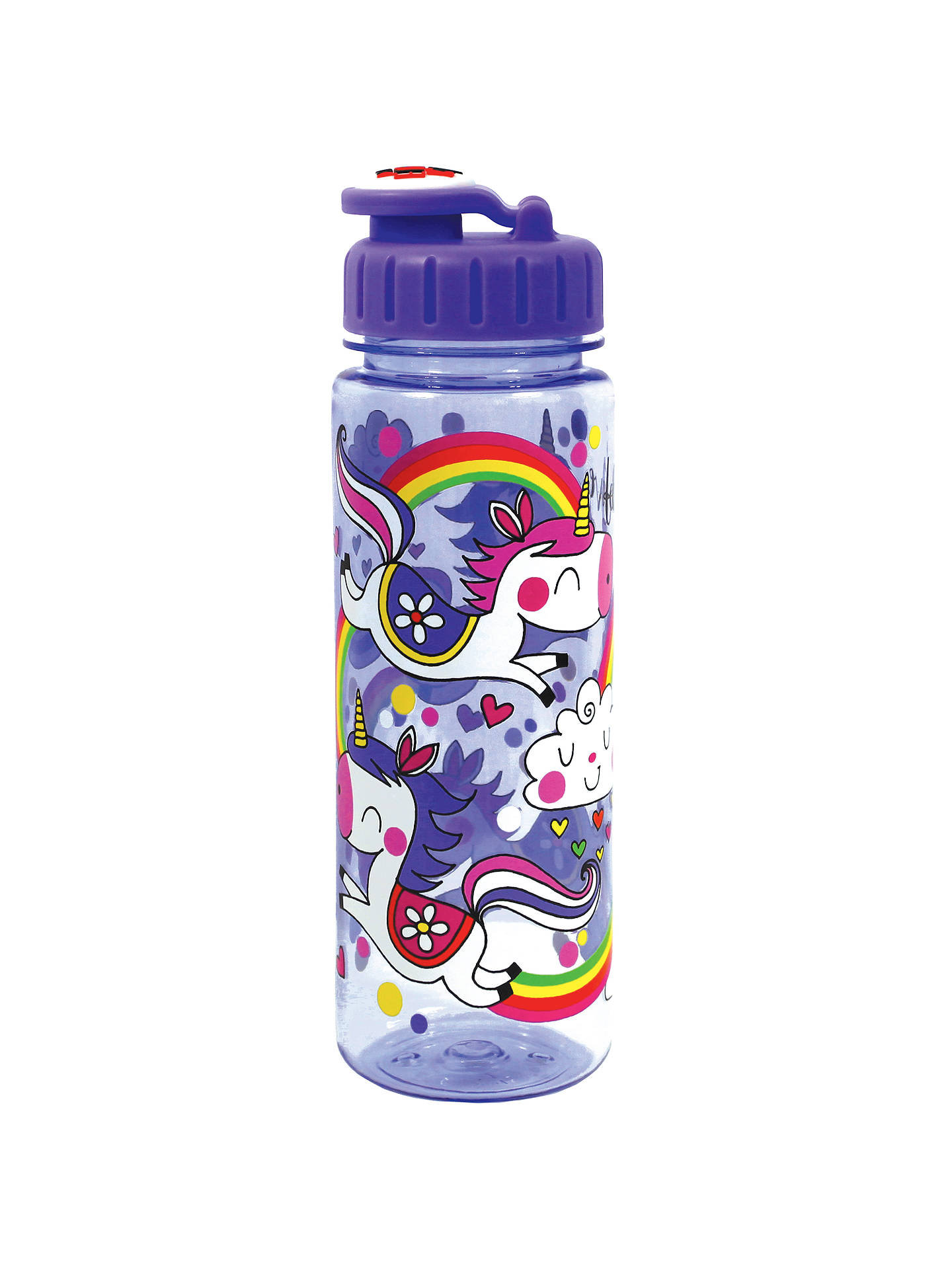 BuyRachel Ellen Unicorn Minature Water Bottle Online at johnlewis.com