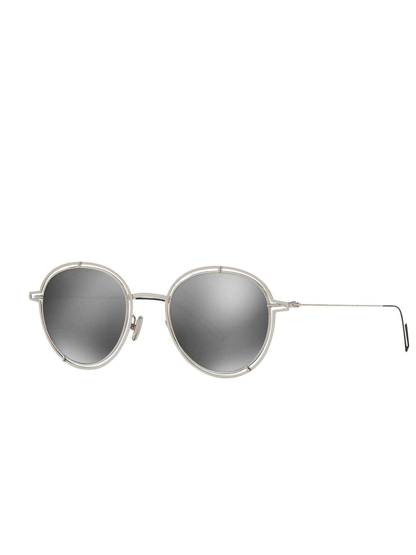f30ca91e609 Dior Dior210S Round Sunglasses at John Lewis   Partners