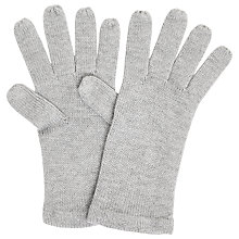Buy John Lewis Plain Knitted Gloves Online at johnlewis.com