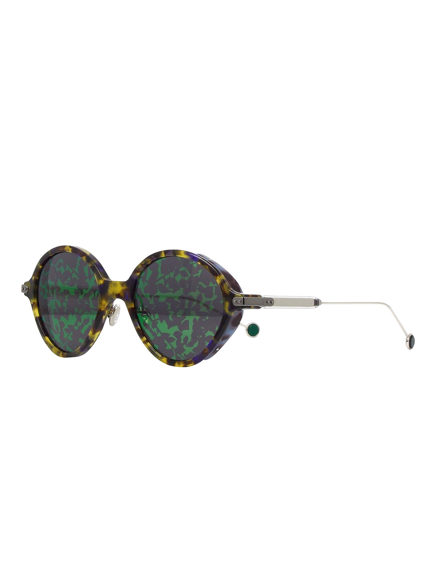 df25a78fb4710 Dior Umbrage Round Sunglasses at John Lewis   Partners