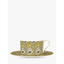 Buy Liberty Fabrics & John Lewis Caesar Cup and Saucer, 280ml Online at johnlewis.com