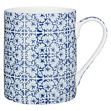 Buy Liberty Fabrics & John Lewis Lodden Flower Mug, 350ml Online at johnlewis.com