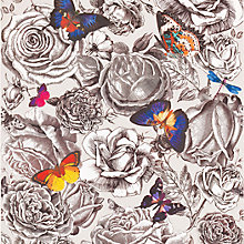 Buy Osborne & Little Butterfly Garden Wallpaper Online at johnlewis.com