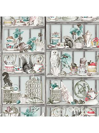 Osborne & Little Curio Wallpaper, W7028-01