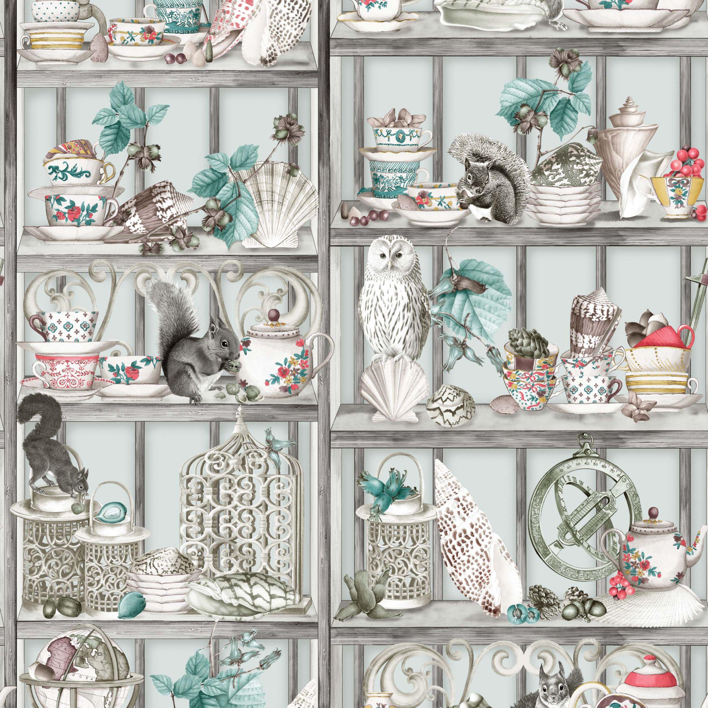 Osborne & Little Osborne & Little Curio Wallpaper, W7028-01