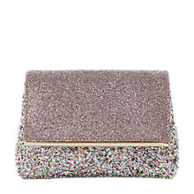 Buy Dune Beautify Clutch Bag, Multi Online at johnlewis.com