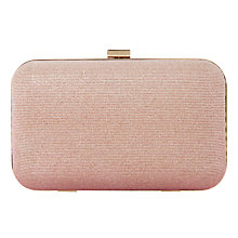 Buy Dune Bsarah Clutch Bag Online at johnlewis.com