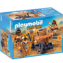 Buy Playmobil History Egyptian Troop Online at johnlewis.com
