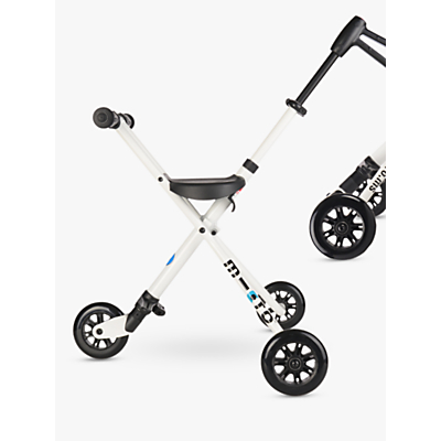 Micro Trike, 18 months+, White/Black