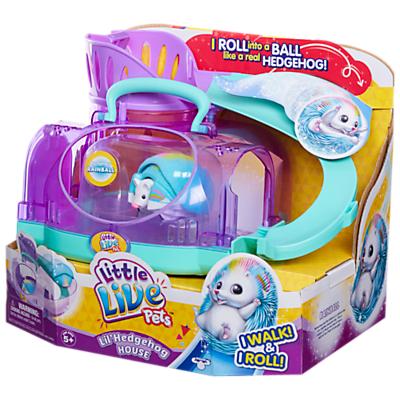 Little Live Pets Lil' Hedgehog House
