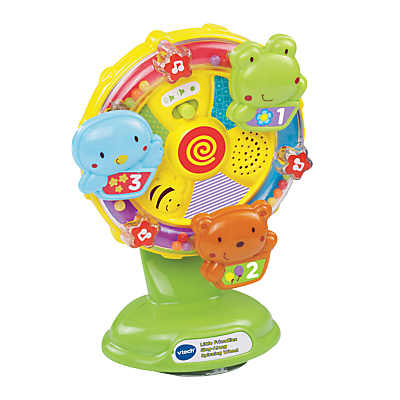 VTech Spinning Wheel Toy