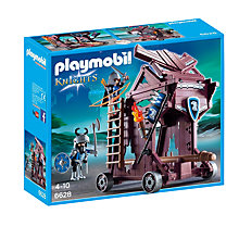 Buy Playmobil Knights Eagle Knights Attack Tower Online at johnlewis.com