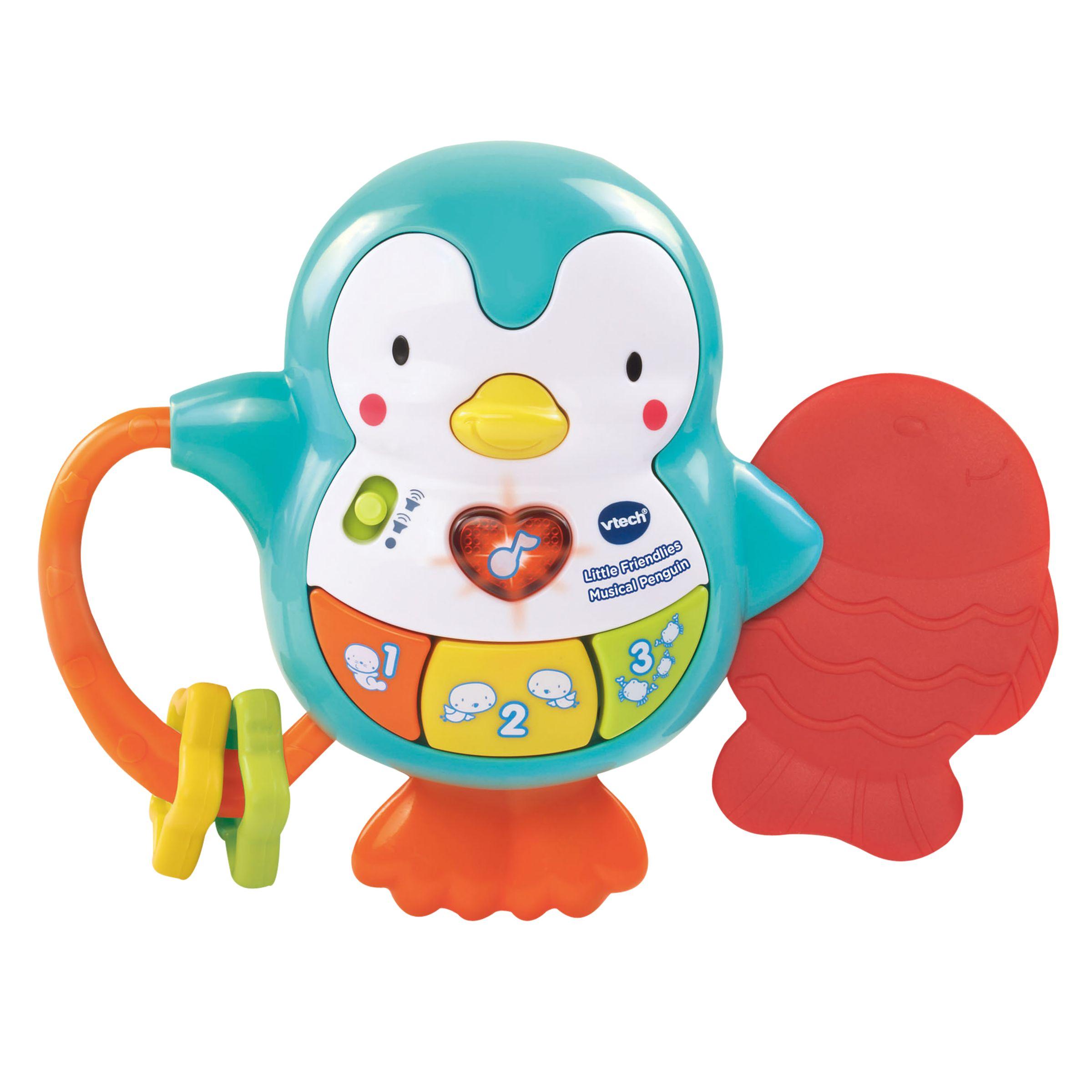 Vtech VTech Little Friendlies Musical Penguin Baby Toy