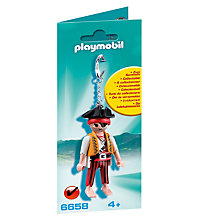 Buy Playmobil Pirate Keyring Online at johnlewis.com