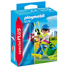 Buy Playmobil Window Cleaner Online at johnlewis.com