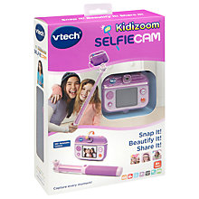 Buy VTech Kidizoom Selfie Cam Online at johnlewis.com