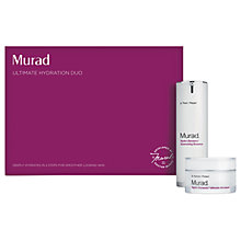 Buy Murad Ultimate Hydration Duo Set Online at johnlewis.com