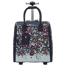 Buy Ted Baker Jaki Entangled Enchantment Travel Bag, Navy Online at johnlewis.com