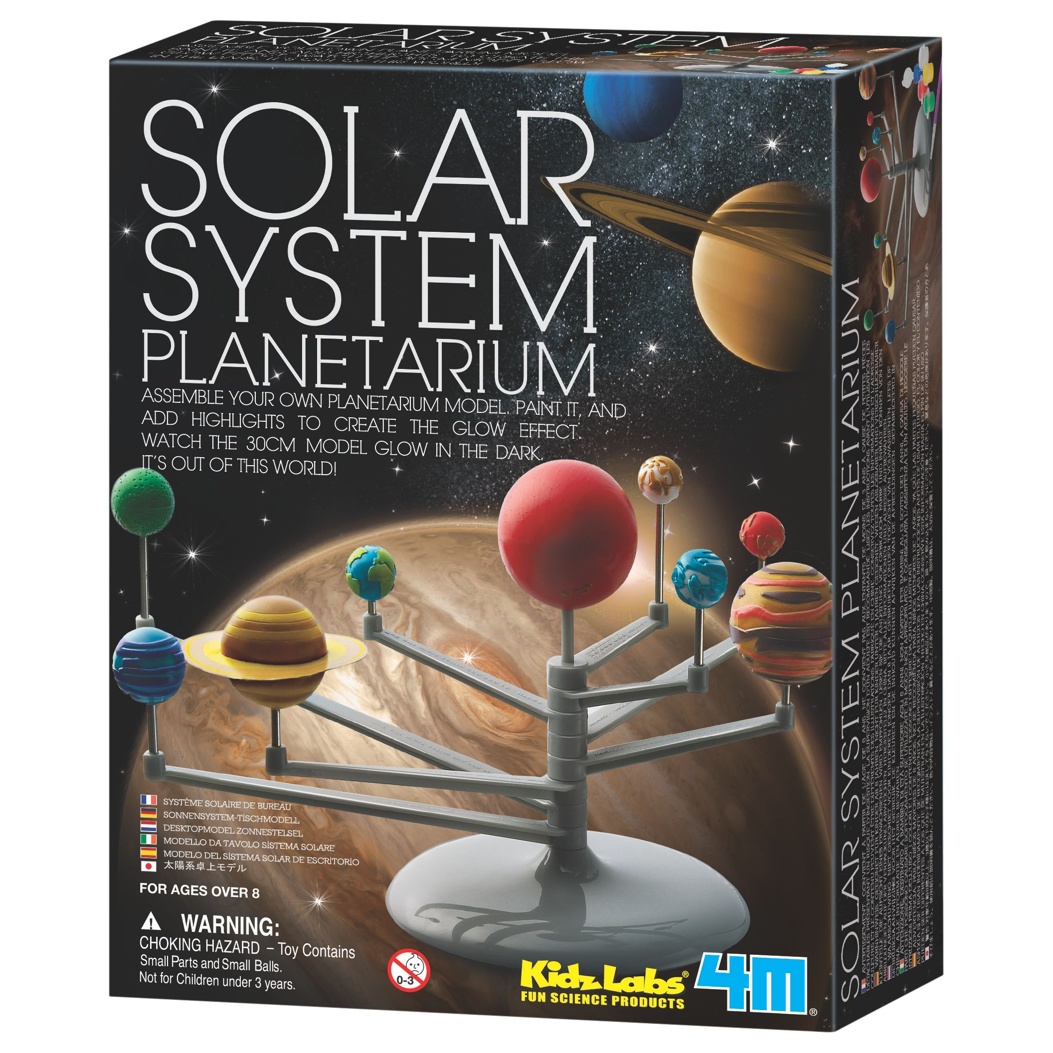 Great Gizmos Kidz Labz Solar System Planetarium