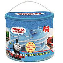 Buy Thomas & Friends 4 Bath Puzzles Online at johnlewis.com