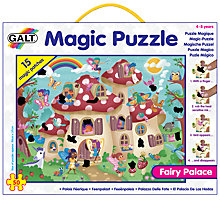 Buy Galt Fairy Palace Magic Puzzle Online at johnlewis.com