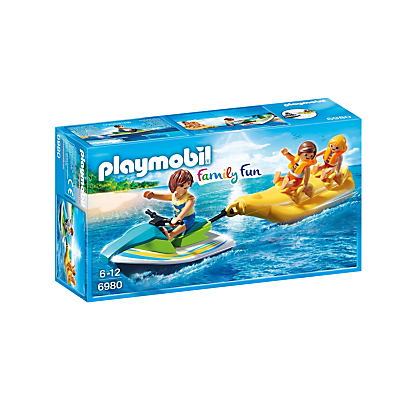Product photo of Playmobil family fun personal watercraft
