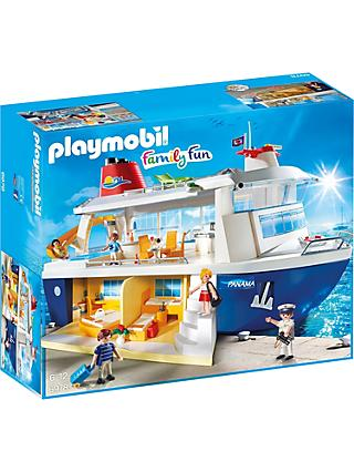 Playmobil Family Fun Cruise Ship