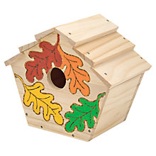 Buy Melissa & Doug Build Your Own Birdhouse Online at johnlewis.com