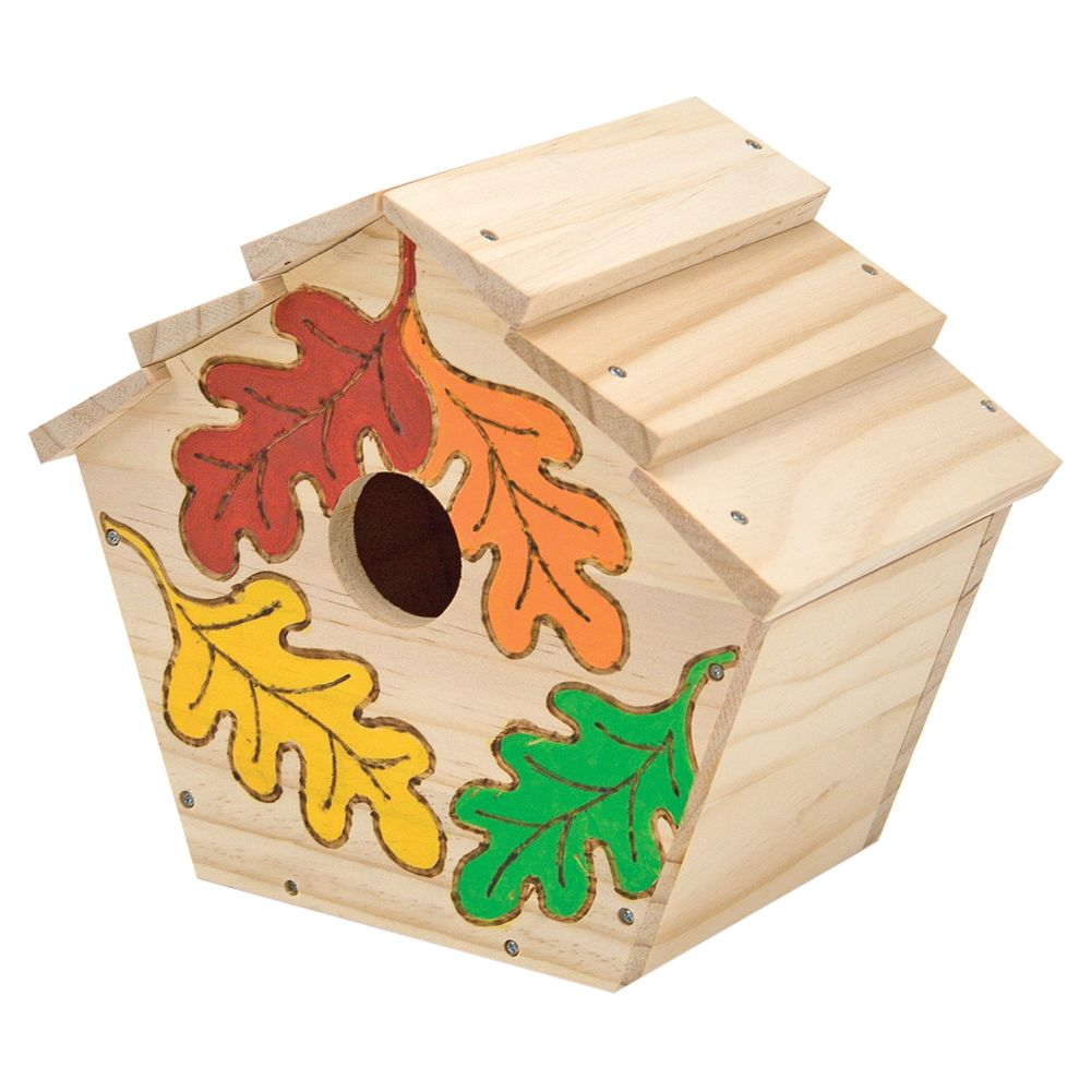 Melissa & Doug Melissa & Doug Build Your Own Birdhouse