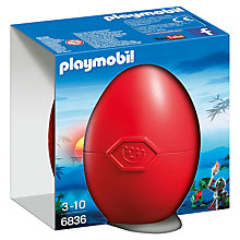 Buy Playmobil Dragon Warrior Egg Online at johnlewis.com