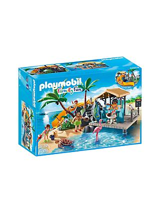 Playmobil Family Fun 6979 Island Juice Bar