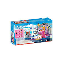 Buy Playmobil Family Fun Singer With Stage Online at johnlewis.com
