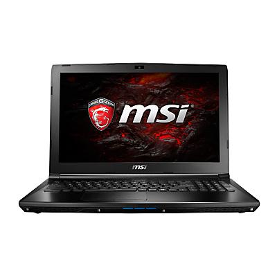 MSI GL62M 7RD 427UK Gaming Laptop, Intel Core i5, 8GB RAM, 1TB, NVIDIA GTX 1050, 15.6 Full HD, Black