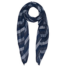 Buy French Connection Drew Scarf, Multi Online at johnlewis.com