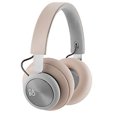 Buy B&O PLAY by Bang & Olufsen Beoplay H4 Wireless Bluetooth Full-Size Headphones Online at johnlewis.com