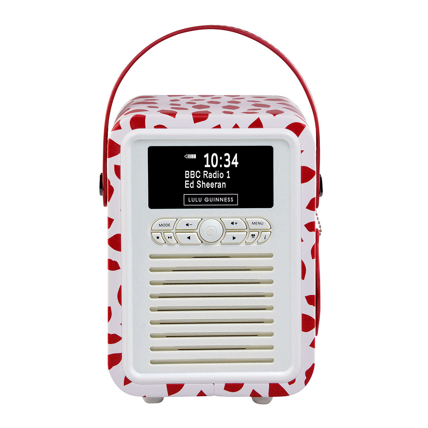 vq retro mini dab fm bluetooth digital radio lulu. Black Bedroom Furniture Sets. Home Design Ideas