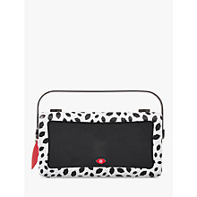 Buy VQ Hepburn Mk II DAB+/FM Bluetooth Digital Radio, Lulu Guinness Design, Black Lips Online at johnlewis.com