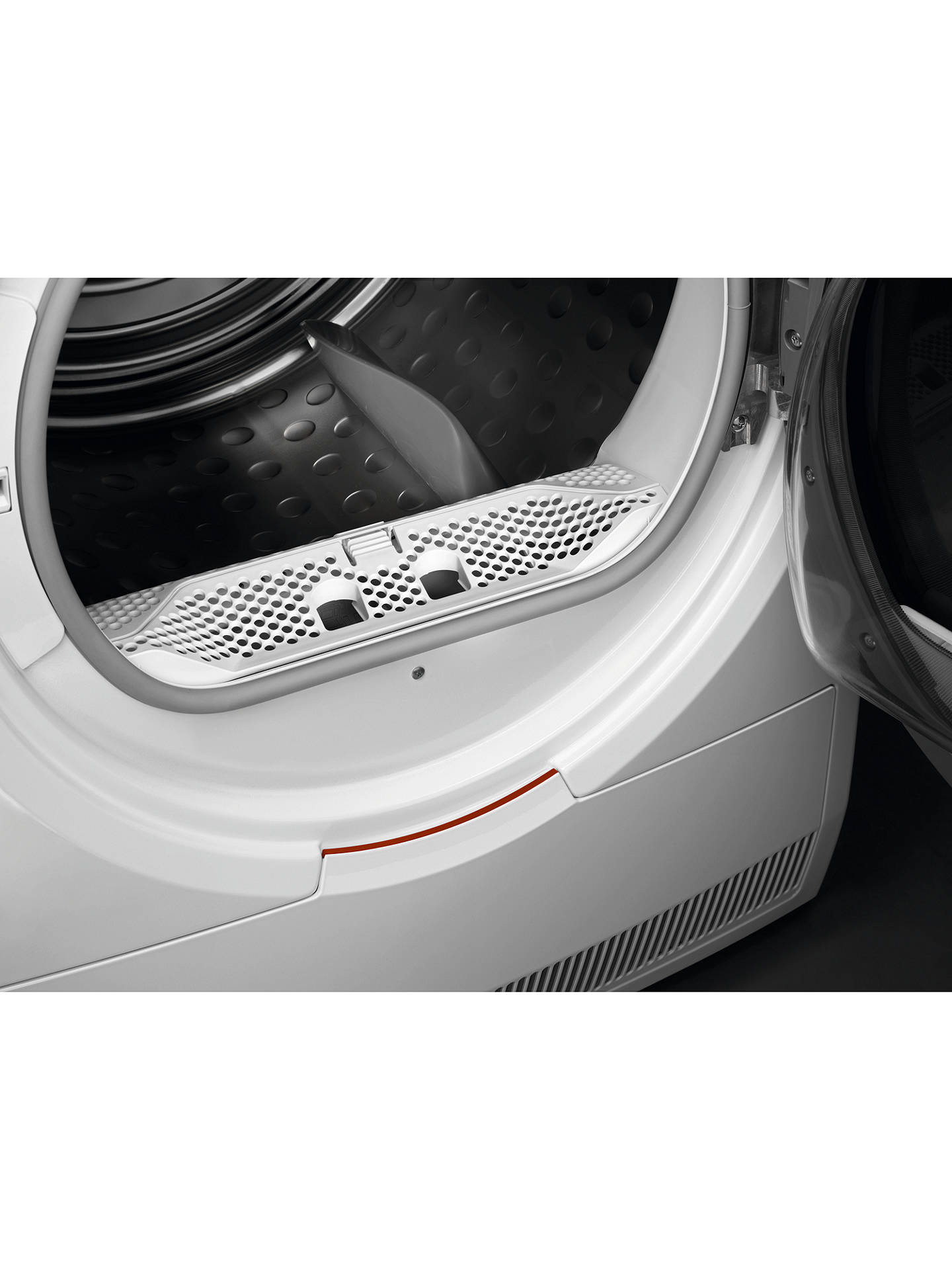 BuyAEG T8DEC946S 8000 Series Heat Pump Tumble Dryer, 9kg Load, A++ Energy Rating, White Online at johnlewis.com